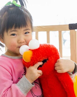 保育園児のイメージ写真